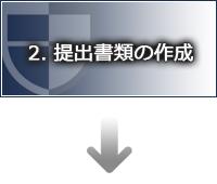 2.提出書類の作成